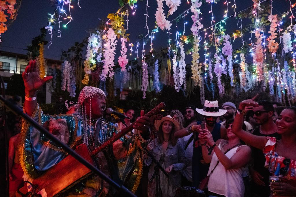 Maâlem Omar Hayat - Moga Festival